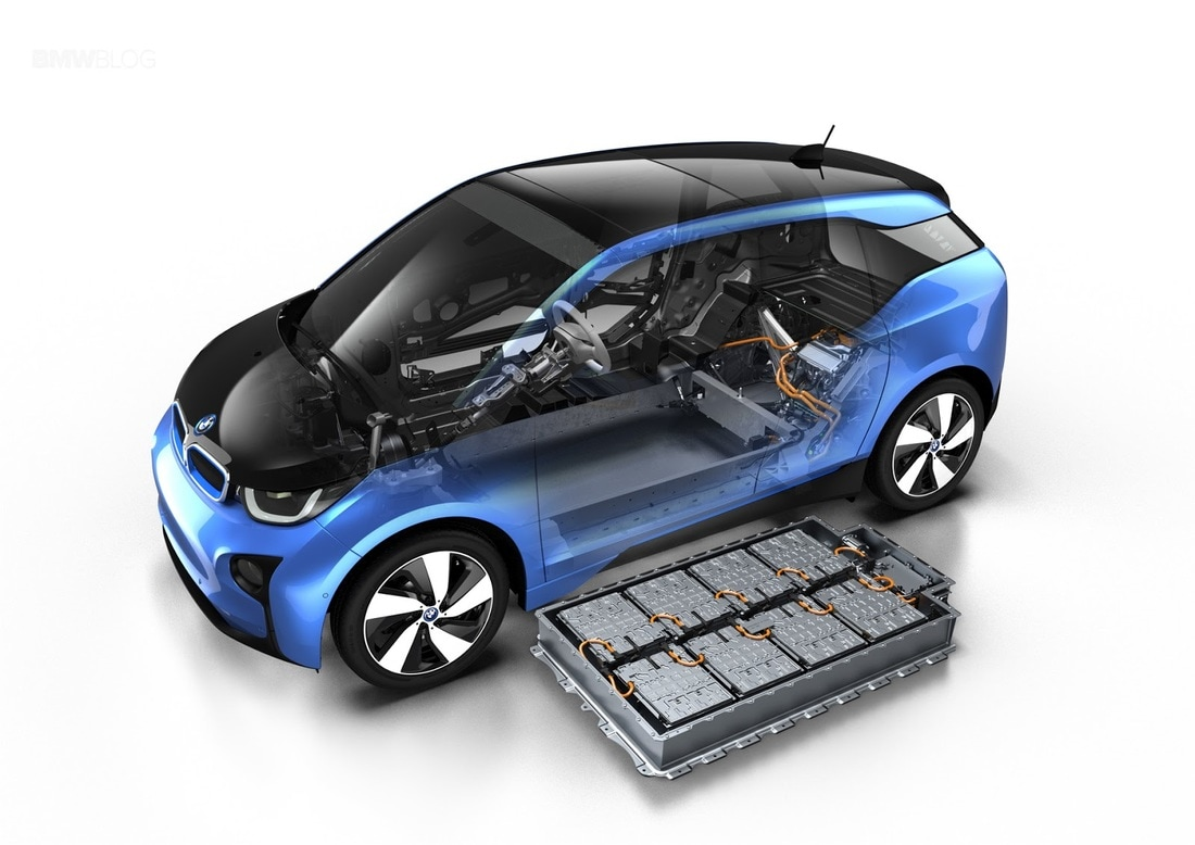Access Online Training: BMW i3 Electric Vehicle Overview