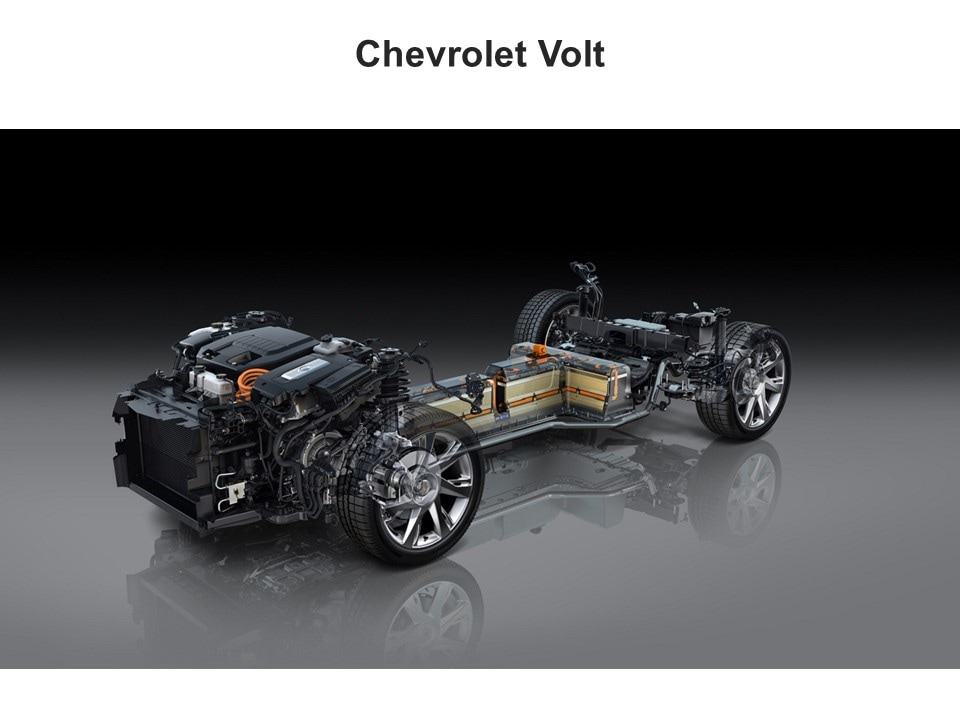 Access Online Training: Chevy Volt EREV Architecture