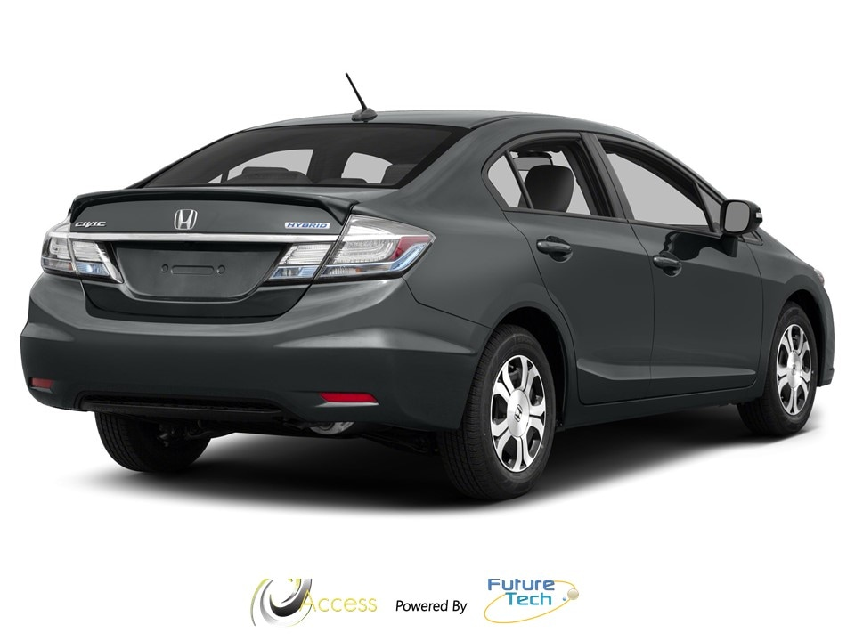 Access Online Training: Honda Civic Hybrid System Powertrain and Battery Pack Components