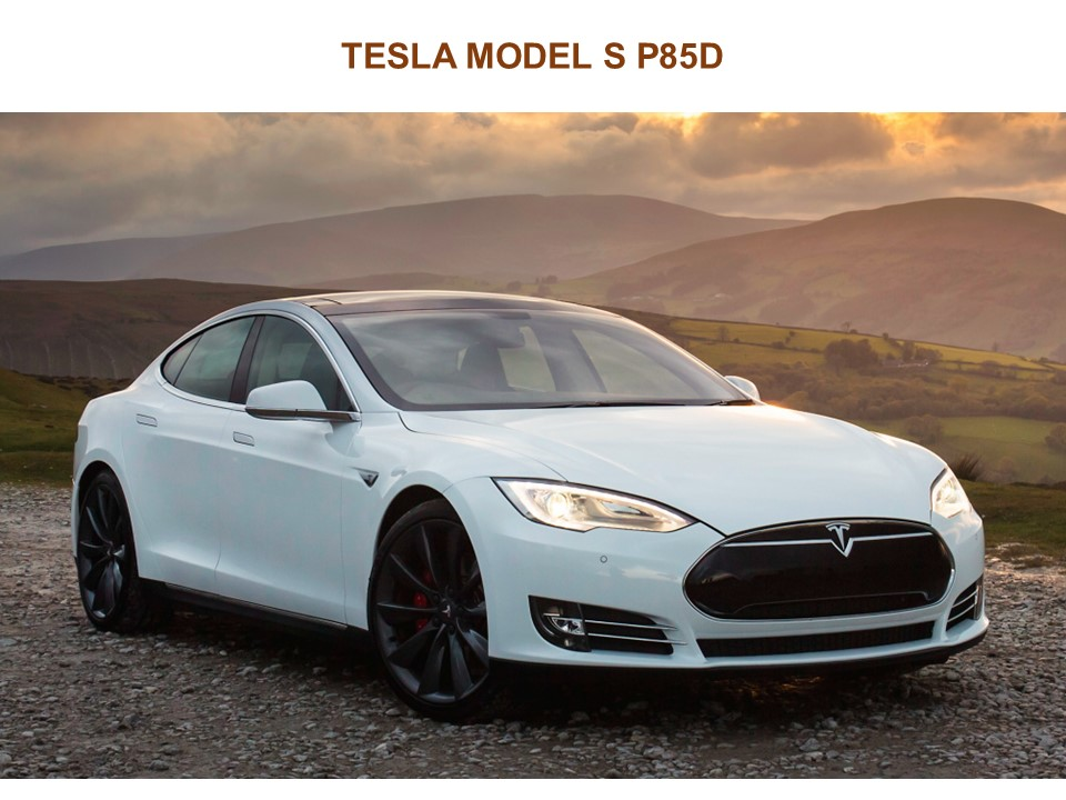 Access Online Training: tesla model s P85D electric vehicle overview